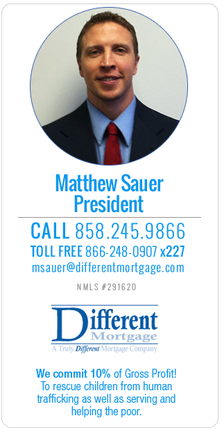 , More Home Loan Options Now Available For Borrowers With Bad Credit, Matthew Sauer, Matthew Sauer